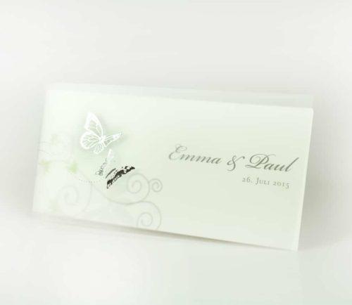 Hochzeitskarte Mira 01