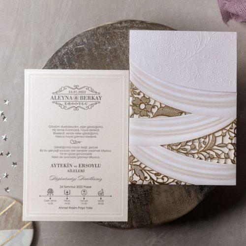 Hochzeitskarte Mayla