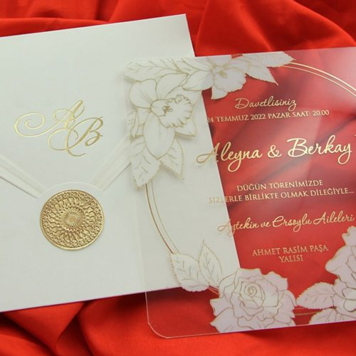 Hochzeitskarte Merve 01