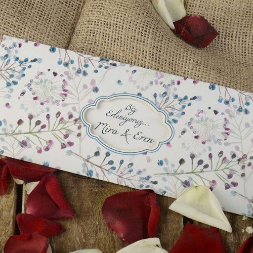 Hochzeitskarte Miri
