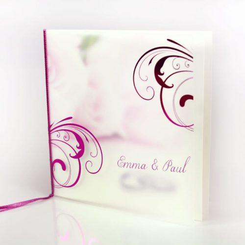 Hochzeitskarte Pandora 01
