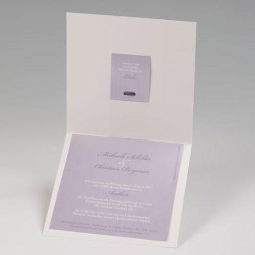 Hochzeitskarte Peggy 02