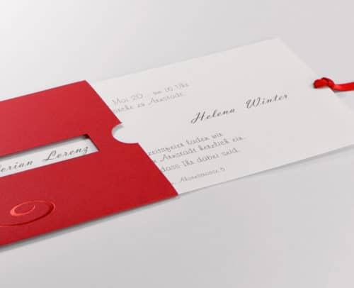Hochzeitskarte Renette 02