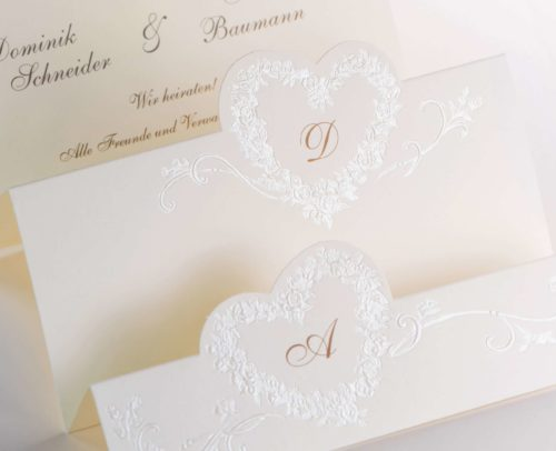 Hochzeitskarte Riccarda 03