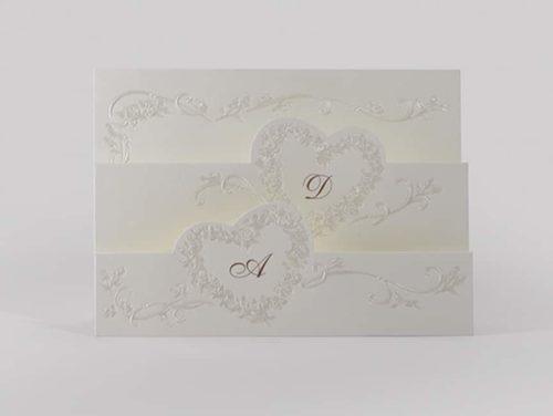 Hochzeitskarte Riccarda 04