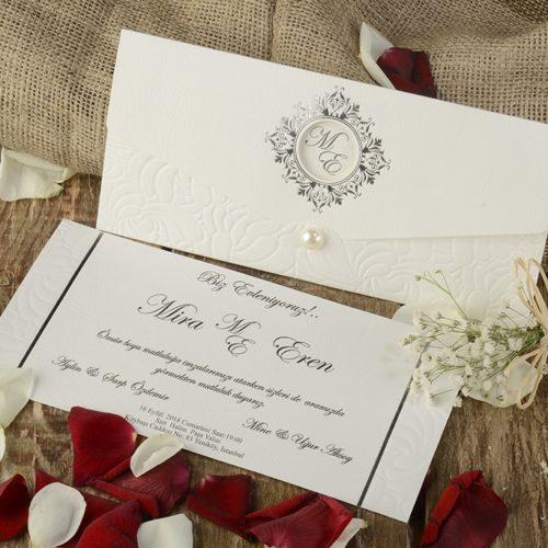 Hochzeitskarte Romy