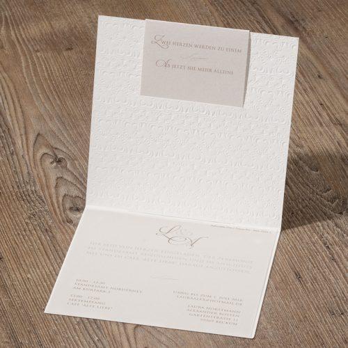 Hochzeitskarte Rosana 03