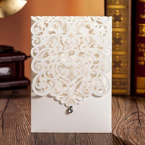 Hochzeitskarte Rosi 01