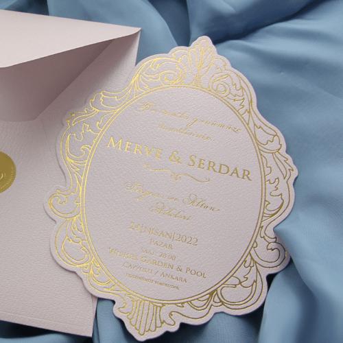 Hochzeitskarte Sabeth 3