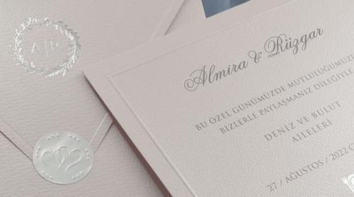 Hochzeitskarte Safiya 1