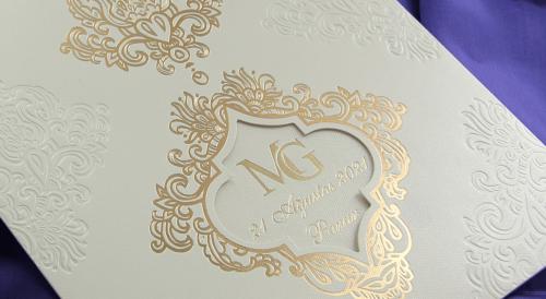 Hochzeitskarte Salea 2