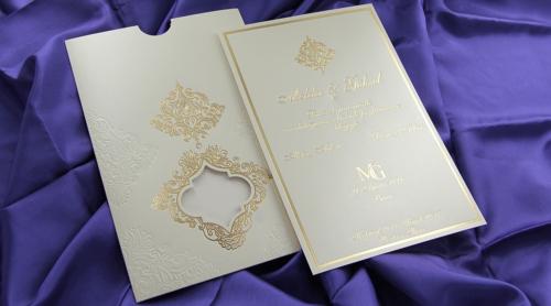 Hochzeitskarte Salea 3
