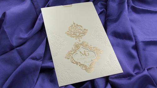 Hochzeitskarte Salea