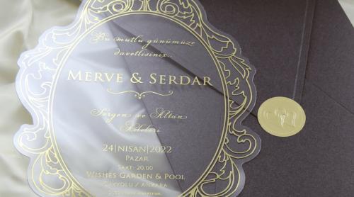 Hochzeitskarte Sandi 2