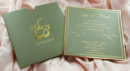 Hochzeitskarte Sella 2