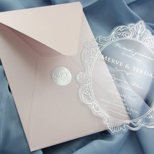 Hochzeitskarte Sharla 1