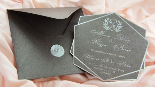 Hochzeitskarte Shaylee