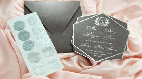 Hochzeitskarte Shaylee. 3