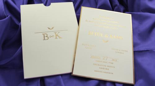 Hochzeitskarte Sheba 2