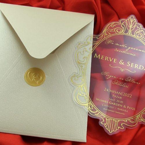 Hochzeitskarte Shelba 1