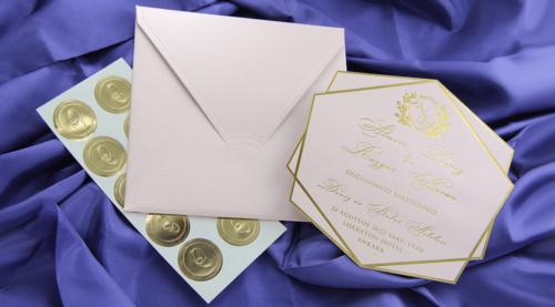 Hochzeitskarte Shylah 2