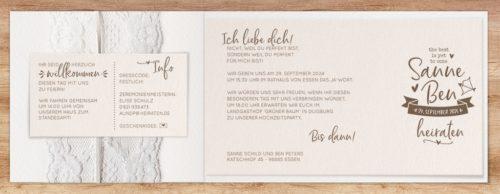 Hochzeitskarte Sienna 02