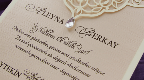 Hochzeitskarte Skyler 2