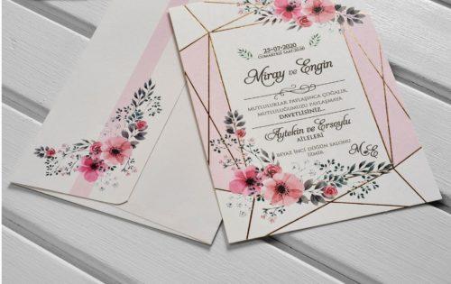 Hochzeitskarte Sula