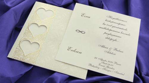 Hochzeitskarte Suleika 2