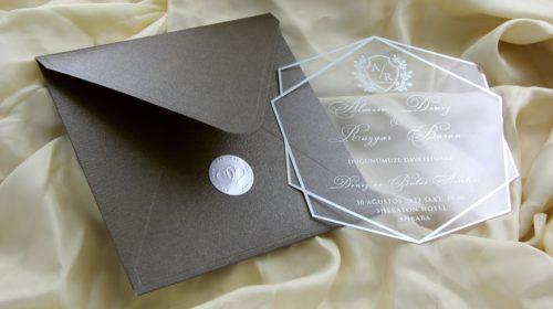 Hochzeitskarte Suzie