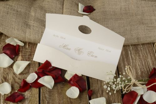 Hochzeitskarte Tani 2