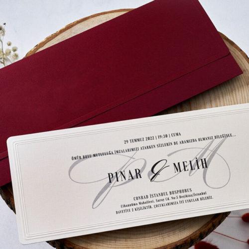 Hochzeitskarte Tekla 01