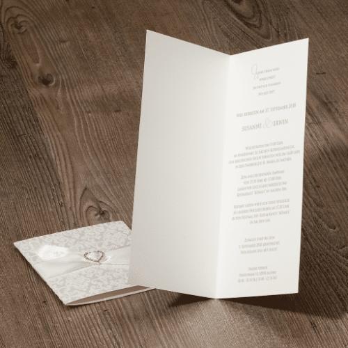 Hochzeitskarte Tidora 02