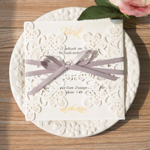 Hochzeitskarte Xénia 01