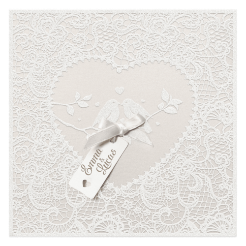 Hochzeitskarte Yalonda 01