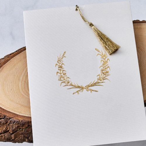 Hochzeitskarte Ynes 01