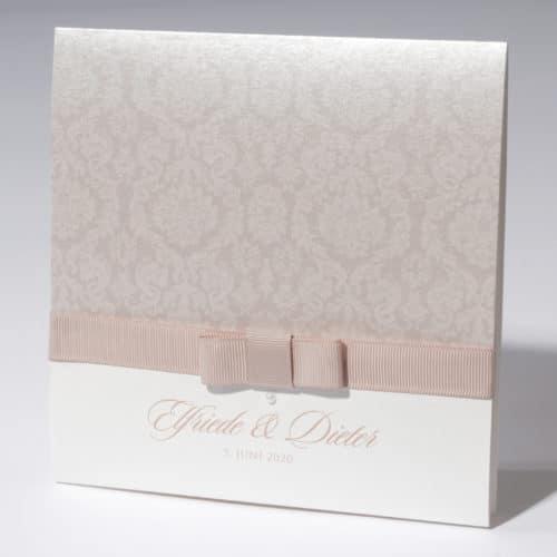 Hochzeitskarte Yolane
