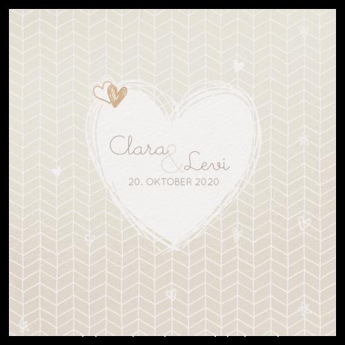 Hochzeitskarte Yoshi 01