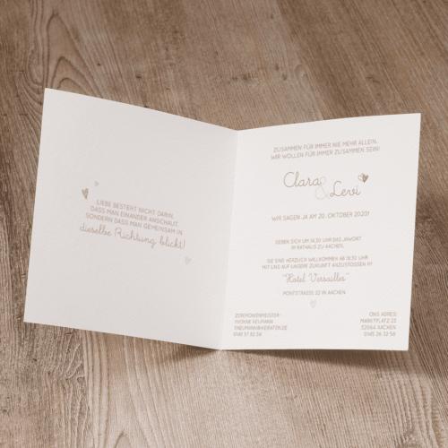 Hochzeitskarte Yoshi 02