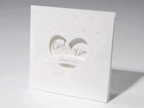 Hochzeitskarte Yoshi