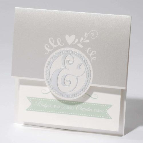 Hochzeitskarte Yumi