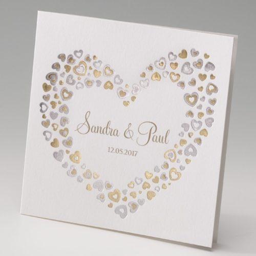 Hochzeitskarte danni