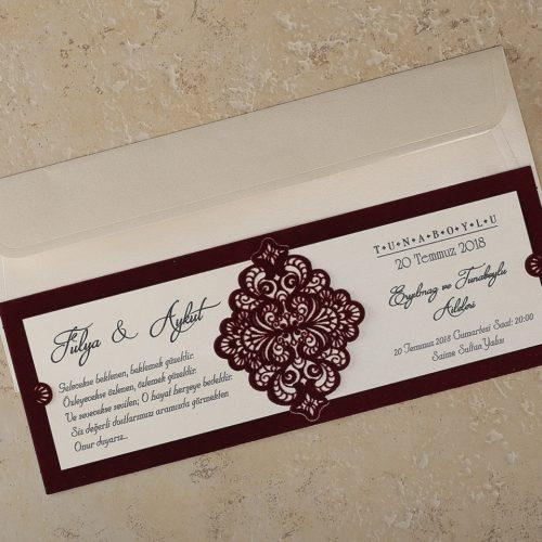 Hochzeitskarte isabelle