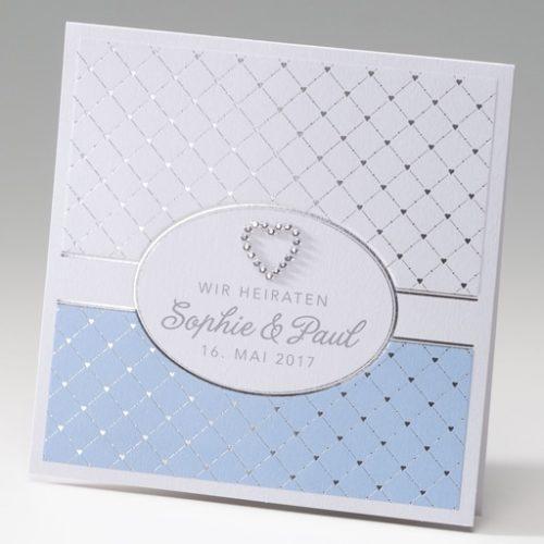 Hochzeitskarten Jane