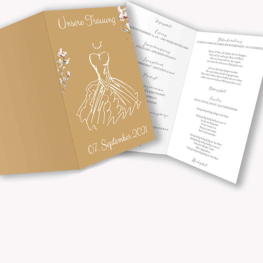 Kirchenhefte Hochzeit