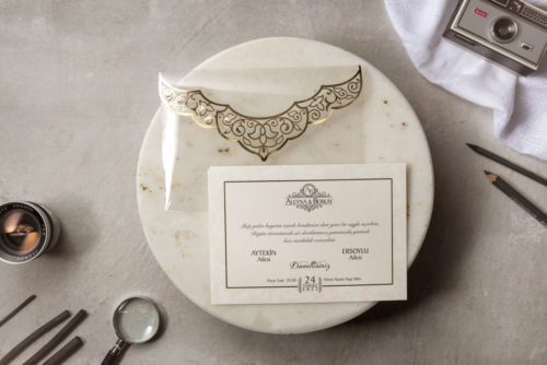 Hochzeitskarte Melania (1)
