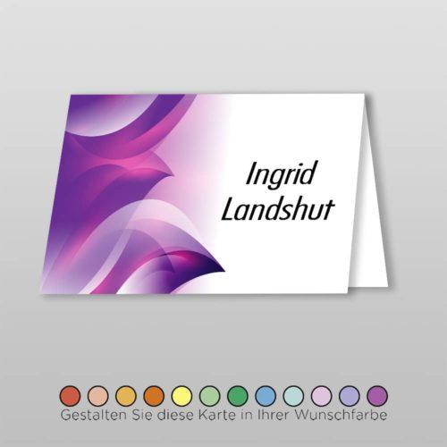 Tischkarte June gr