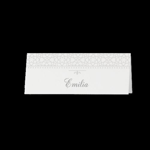 Tischkarte Marlin
