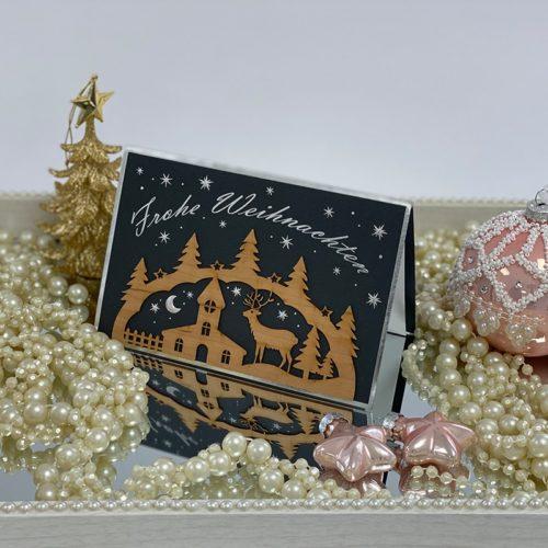 Weihnachtskarte Bianka 01