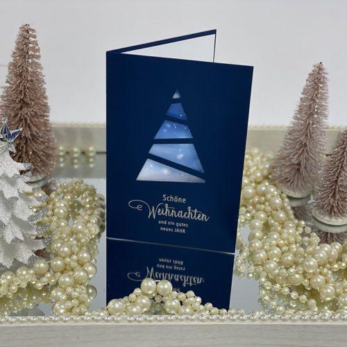 Weihnachtskarte Dorris 01